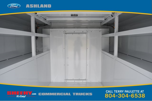 2019 Transit 350 4x2,  Reading Aluminum CSV Service Utility Van #JA63380 - photo 8