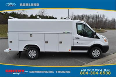 2019 Transit 350 4x2,  Reading Aluminum CSV Service Utility Van #JA63380 - photo 4