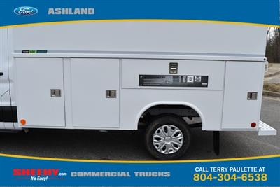 2019 Transit 350 4x2,  Reading Aluminum CSV Service Utility Van #JA63380 - photo 9