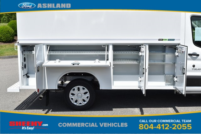 2019 Transit 350 4x2,  Reading Aluminum CSV Service Utility Van #JA63381 - photo 5