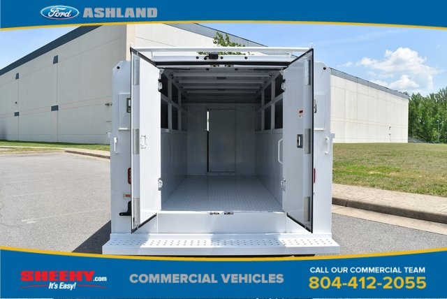 2019 Transit 350 4x2,  Reading Aluminum CSV Service Utility Van #JA63381 - photo 7