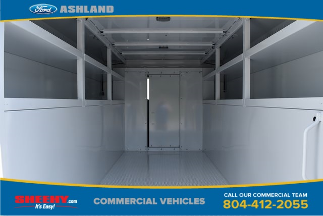 2019 Transit 350 4x2,  Reading Aluminum CSV Service Utility Van #JA63381 - photo 8