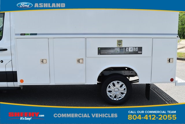2019 Transit 350 4x2,  Reading Aluminum CSV Service Utility Van #JA63381 - photo 9
