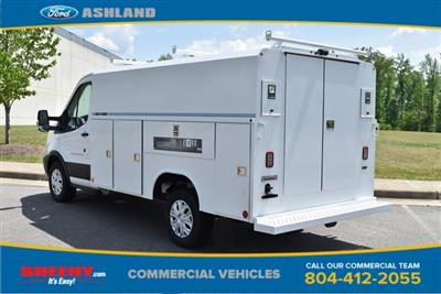 2019 Transit 350 4x2,  Reading Aluminum CSV Service Utility Van #JA63381 - photo 2