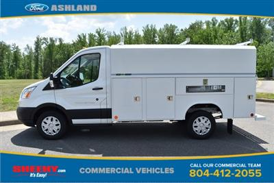 2019 Transit 350 4x2,  Reading Aluminum CSV Service Utility Van #JA63381 - photo 10