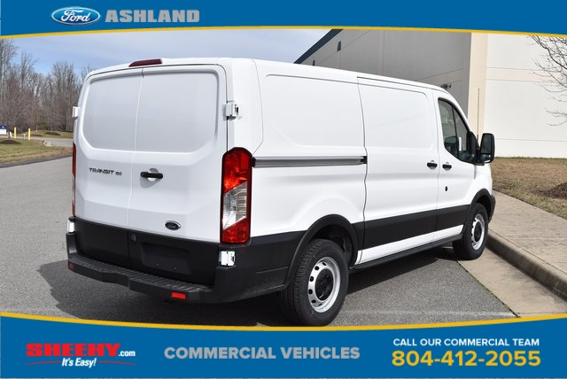 2019 Transit 150 Low Roof 4x2,  Empty Cargo Van #JA65302 - photo 6