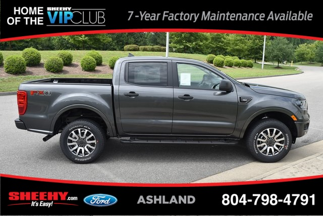 2019 Ranger SuperCrew Cab 4x4,  Pickup #JA66360 - photo 4