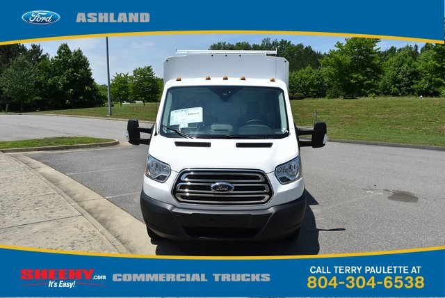 2019 Transit 350 HD DRW 4x2,  Reading Aluminum CSV Service Utility Van #JA67059 - photo 12