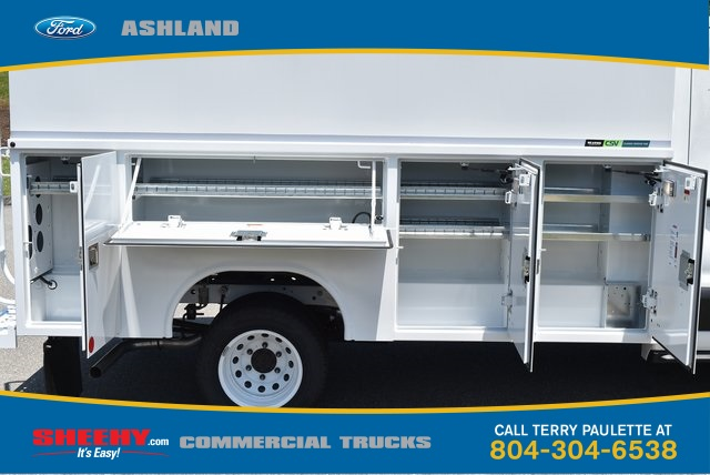 2019 Transit 350 HD DRW 4x2,  Reading Aluminum CSV Service Utility Van #JA67059 - photo 5