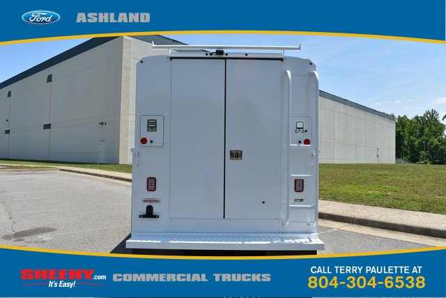 2019 Transit 350 HD DRW 4x2,  Reading Aluminum CSV Service Utility Van #JA67059 - photo 7