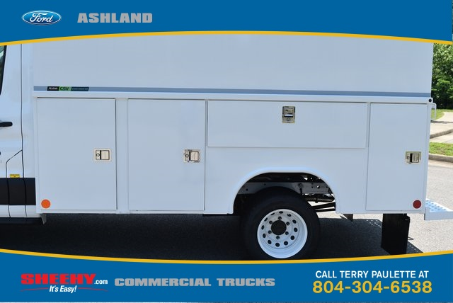 2019 Transit 350 HD DRW 4x2,  Reading Aluminum CSV Service Utility Van #JA67059 - photo 10