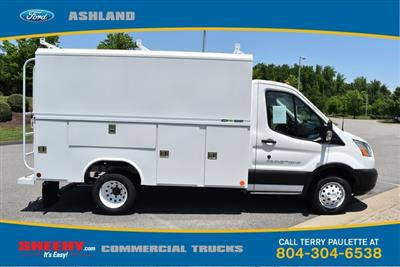 2019 Transit 350 HD DRW 4x2,  Reading Aluminum CSV Service Utility Van #JA67059 - photo 4