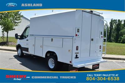 2019 Transit 350 HD DRW 4x2,  Reading Aluminum CSV Service Utility Van #JA67059 - photo 2