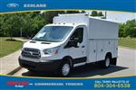 2019 Transit 350 HD DRW 4x2,  Reading Service Utility Van #JA67059 - photo 1