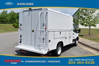 2019 Transit 350 HD DRW 4x2,  Reading Aluminum CSV Service Utility Van #JA67060 - photo 5