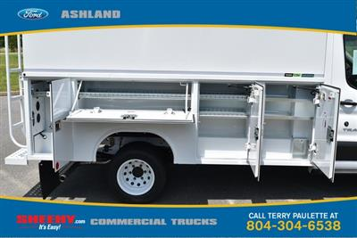 2019 Transit 350 HD DRW 4x2,  Reading Aluminum CSV Service Utility Van #JA67060 - photo 6