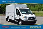 2019 Transit 350 HD DRW 4x2,  Reading Aluminum CSV Service Utility Van #JA67060 - photo 3