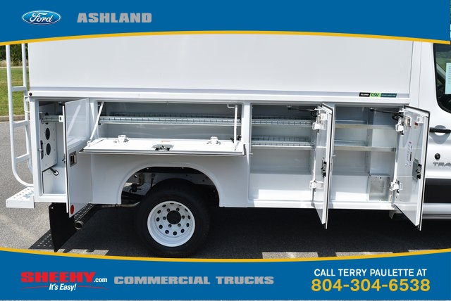 2019 Transit 350 HD DRW 4x2,  Reading Aluminum CSV Service Utility Van #JA67061 - photo 6