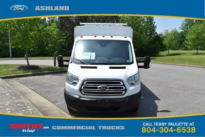 2019 Transit 350 HD DRW 4x2,  Reading Aluminum CSV Service Utility Van #JA67061 - photo 11