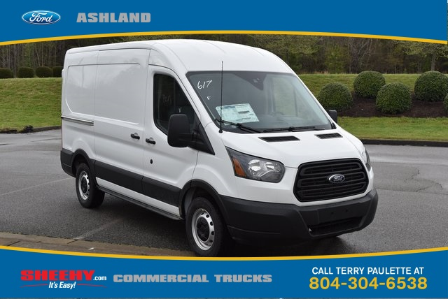 2019 Transit 150 Med Roof 4x2,  Empty Cargo Van #JA69744 - photo 3