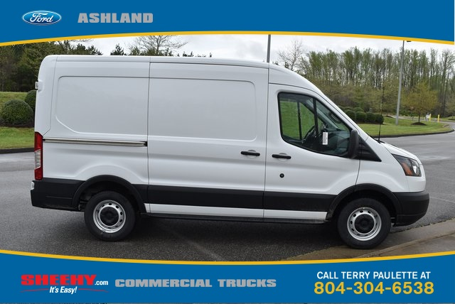 2019 Transit 150 Med Roof 4x2,  Empty Cargo Van #JA69744 - photo 4