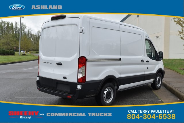 2019 Transit 150 Med Roof 4x2,  Empty Cargo Van #JA69744 - photo 6