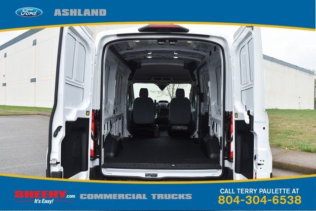2019 Transit 150 Med Roof 4x2,  Empty Cargo Van #JA69744 - photo 2