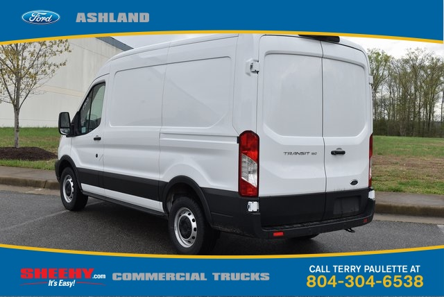 2019 Transit 150 Med Roof 4x2,  Empty Cargo Van #JA69744 - photo 7