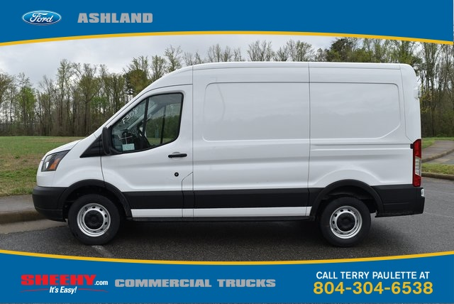 2019 Transit 150 Med Roof 4x2,  Empty Cargo Van #JA69744 - photo 8