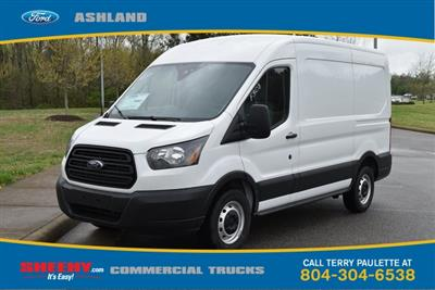 2019 Transit 150 Med Roof 4x2,  Empty Cargo Van #JA69744 - photo 1