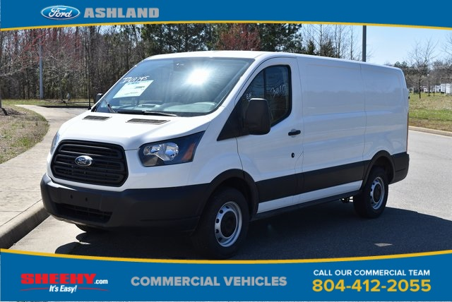 2019 Transit 150 Low Roof 4x2, Empty Cargo Van #JA69745 - photo 1