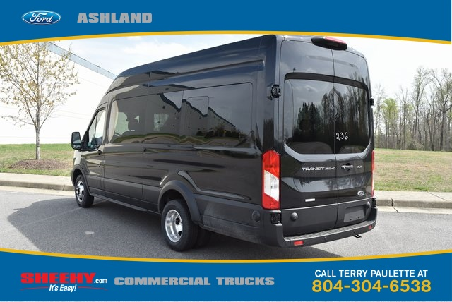 2019 Transit 350 HD High Roof DRW 4x2,  Passenger Wagon #JA69748 - photo 1