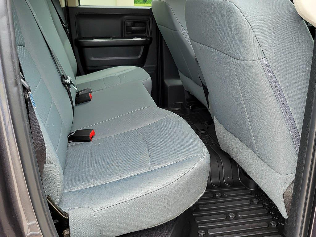 2017 Ram 1500 Quad Cab 4x4, Pickup #JA71336A - photo 23