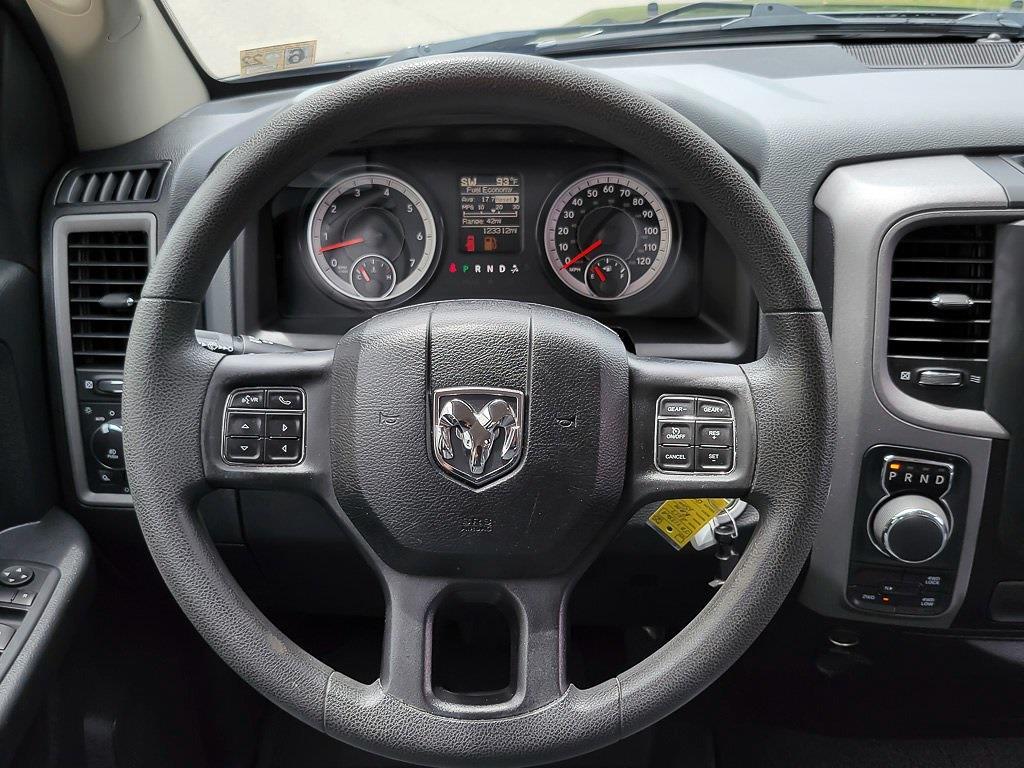 2017 Ram 1500 Quad Cab 4x4, Pickup #JA71336A - photo 27