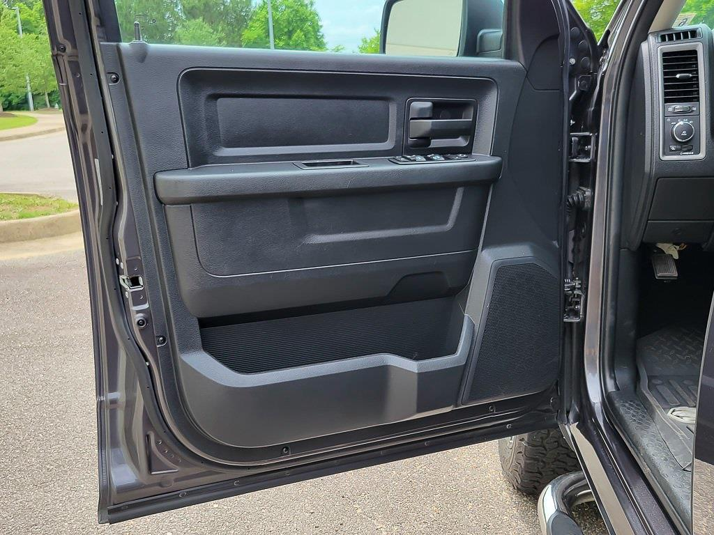 2017 Ram 1500 Quad Cab 4x4, Pickup #JA71336A - photo 32