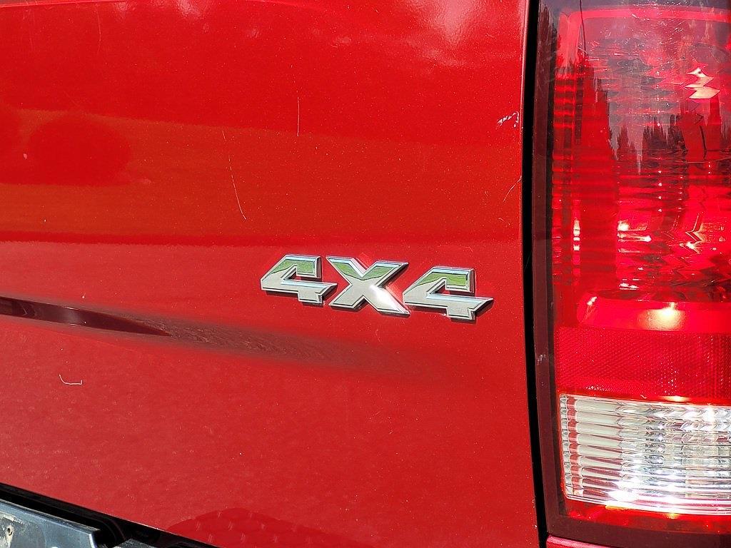 2013 Ram 1500 Crew Cab 4x4,  Pickup #JA73817C - photo 14
