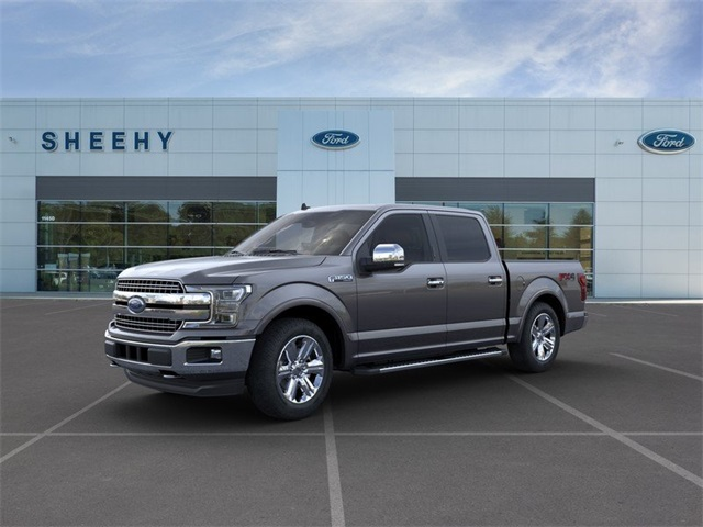 2020 Ford F-150 SuperCrew Cab 4x4, Pickup #JA77807 - photo 1