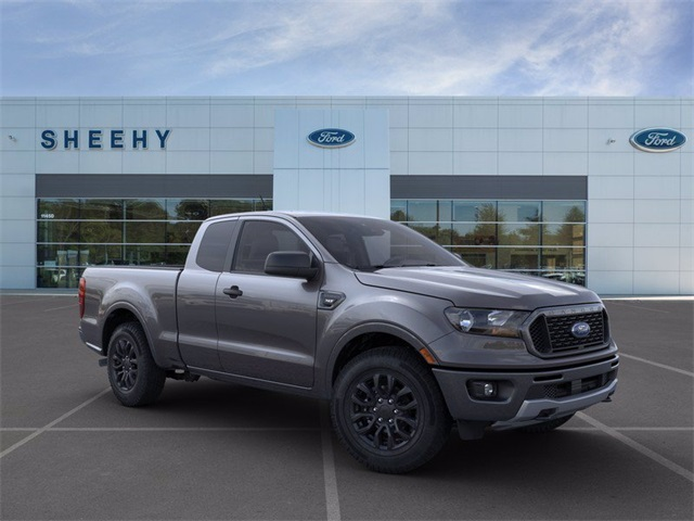 2020 Ford Ranger Super Cab 4x4, Pickup #JA79014 - photo 1