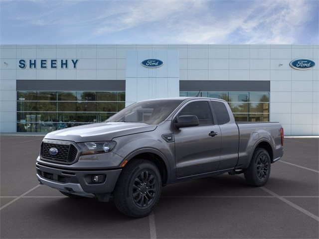 2020 Ford Ranger Super Cab 4x4, Pickup #JA79014 - photo 4