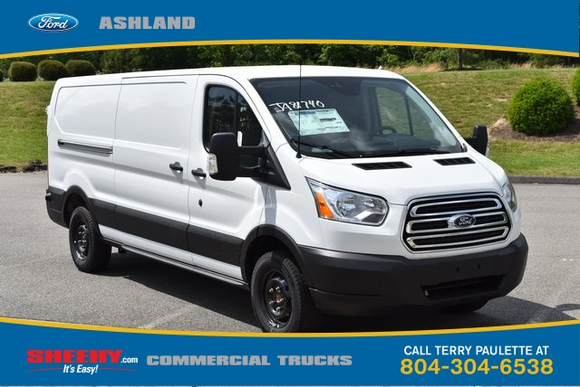 2019 Transit 150 Low Roof 4x2,  Empty Cargo Van #JA81740 - photo 3