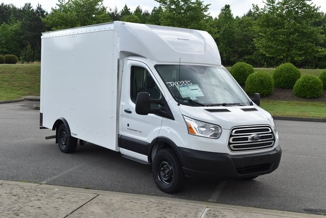 2019 Transit 350 4x2,  Rockport Cargoport Cutaway Van #JA83885 - photo 3