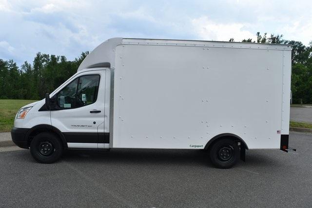 2019 Transit 350 4x2, Rockport Cargoport Cutaway Van #JA83885 - photo 8
