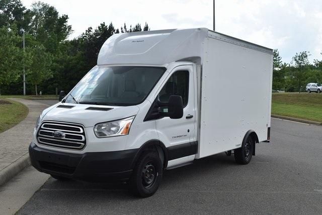 2019 Transit 350 4x2, Rockport Cargoport Cutaway Van #JA83885 - photo 1