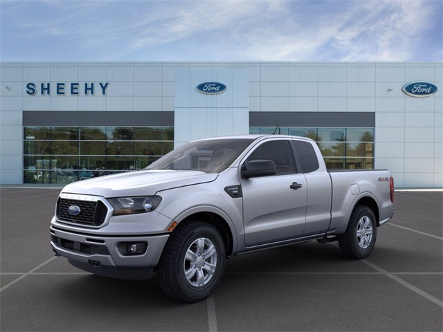 2020 Ford Ranger Super Cab 4x4, Pickup #JA84667 - photo 5