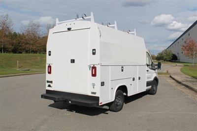 2020 Ford Transit 350 4x2, Knapheide KUV Service Utility Van #JA85322 - photo 2