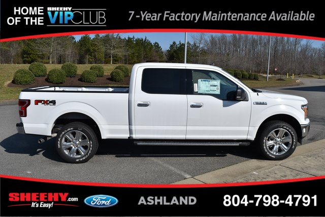 2019 F-150 SuperCrew Cab 4x4,  Pickup #JA85406 - photo 4