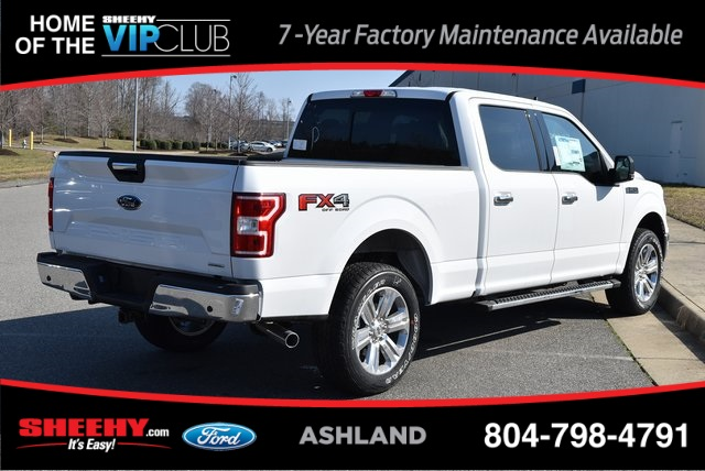 2019 F-150 SuperCrew Cab 4x4,  Pickup #JA85406 - photo 5