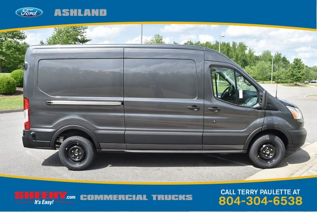2019 Transit 250 Med Roof 4x2,  Empty Cargo Van #JA91595 - photo 4