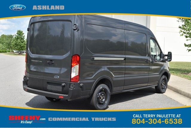 2019 Transit 250 Med Roof 4x2,  Empty Cargo Van #JA91595 - photo 6
