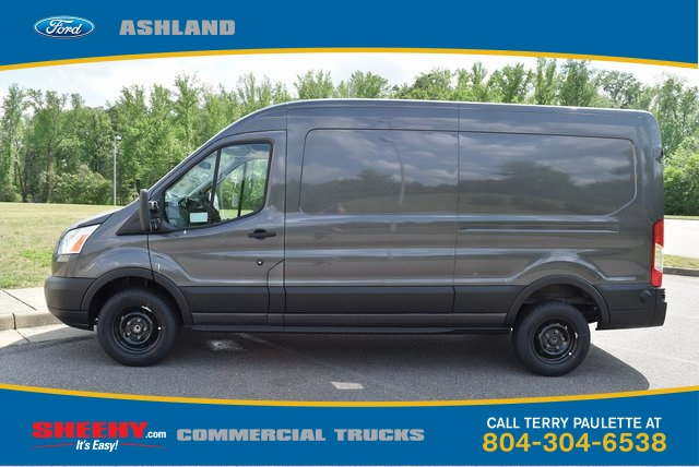 2019 Transit 250 Med Roof 4x2,  Empty Cargo Van #JA91595 - photo 8